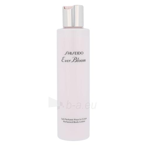 Kūno losjonas Shiseido Ever Bloom Body lotion 200ml (testeris) Paveikslėlis 1 iš 1 310820042878