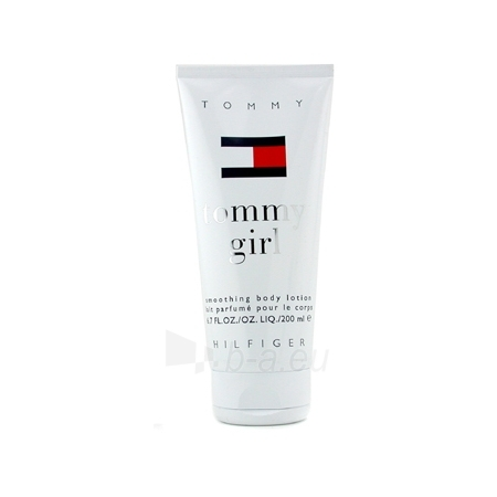 Body lotion Tommy Hilfiger Tommy Girl Body lotion 100ml Paveikslėlis 1 iš 1 250850200504
