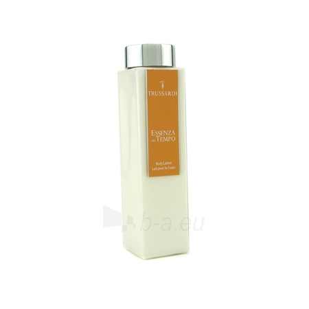 Body lotion Trussardi Essenza Del Tempo Body lotion 200ml Paveikslėlis 1 iš 1 250850200505