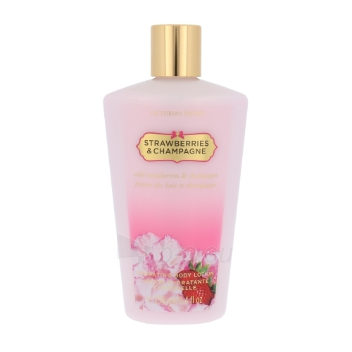 Kūno losjonas Victoria Secret Strawberries & Champagne Body lotion 250ml Paveikslėlis 1 iš 1 250850201078