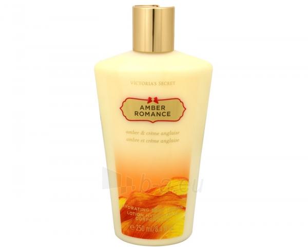 Kūno losjonas Victoria´s Secret Amber Romance 250 ml Paveikslėlis 1 iš 1 310820013767