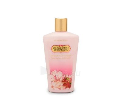 Body lotion Victoria´s Secret Strawberries Champagne 250 ml Paveikslėlis 1 iš 1 310820013787