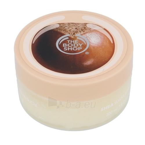 Kūno pylingas The Body Shop Shea Sugar Body Scrub Cosmetic 200ml Paveikslėlis 1 iš 1 310820062875