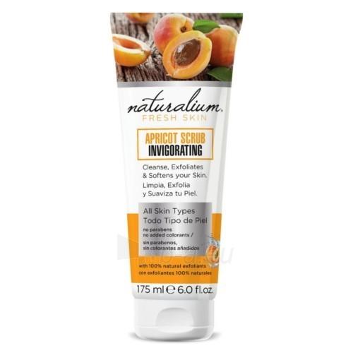 Kūno šveitiklis Naturalium Apricot (Apricot Scrub Invigo rating) 300 ml Paveikslėlis 1 iš 1 310820181780