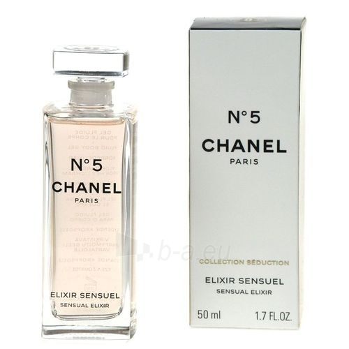 Body gel Chanel No.5 Elixir Senwithel Body gel 50ml Paveikslėlis 1 iš 1 250850200530