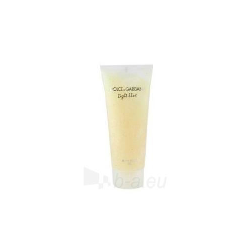 Kūno želė Dolce & Gabbana Light Blue Body gel 200ml Paveikslėlis 1 iš 1 250850200070