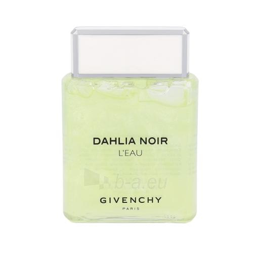 Body gel Givenchy Dahlia Noir L´Eau Body gel 200ml Paveikslėlis 1 iš 1 250850201296