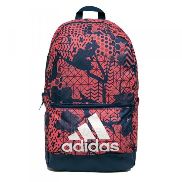 Kuprinė Adidas Classic BP BOS GW FJ9360 Raudona Paveikslėlis 1 iš 1 310820219070