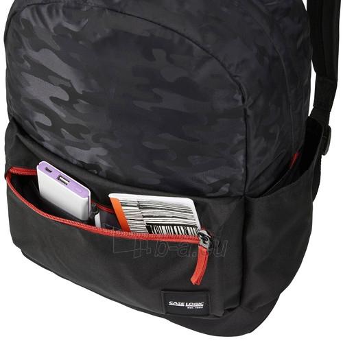 Kuprinė Case Logic Campus 26L CCAM-2126 Black Camo/Brick (3204243) Paveikslėlis 5 iš 6 310820231246