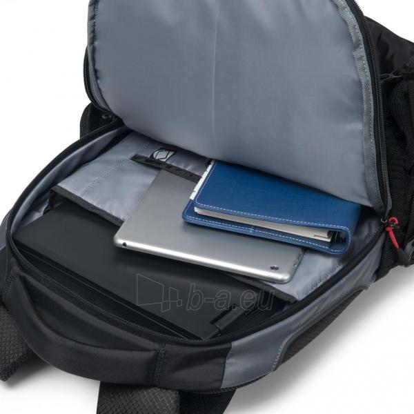 Kuprinė Dicota Backpack Ride 14-15.6 black Paveikslėlis 5 iš 8 310820013511