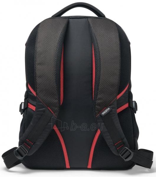Kuprinė Dicota Backpack Ride 14-15.6 black Paveikslėlis 8 iš 8 310820013511