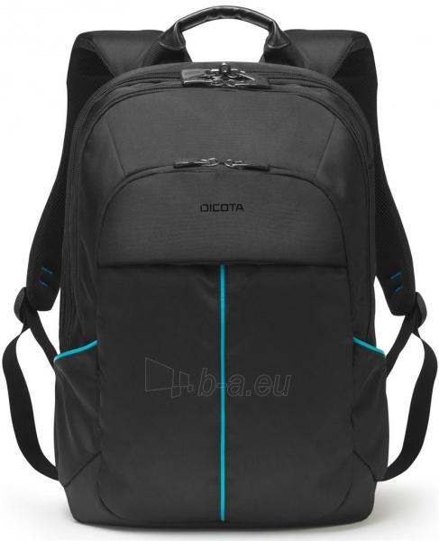 Kuprinė Dicota Backpack Trade 14-15.6 black Paveikslėlis 1 iš 7 310820013510