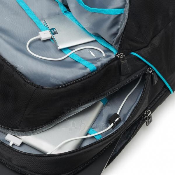 Kuprinė Dicota Backpack Trade 14-15.6 black Paveikslėlis 5 iš 7 310820013510