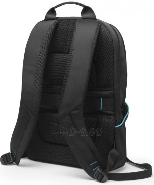 Kuprinė Dicota Backpack Trade 14-15.6 black Paveikslėlis 6 iš 7 310820013510