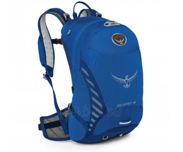Kuprinė Escapist 18 Mėlyna, S/M dydžio nugaros sistema Paveikslėlis 1 iš 11 310820251022