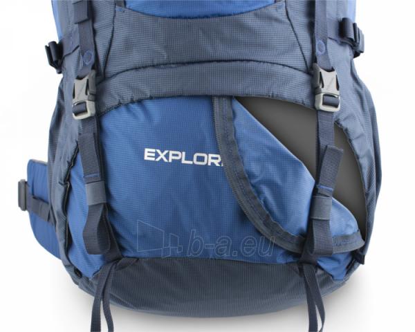 Kuprinė Explorer 75 Žalia Paveikslėlis 6 iš 8 310820201867