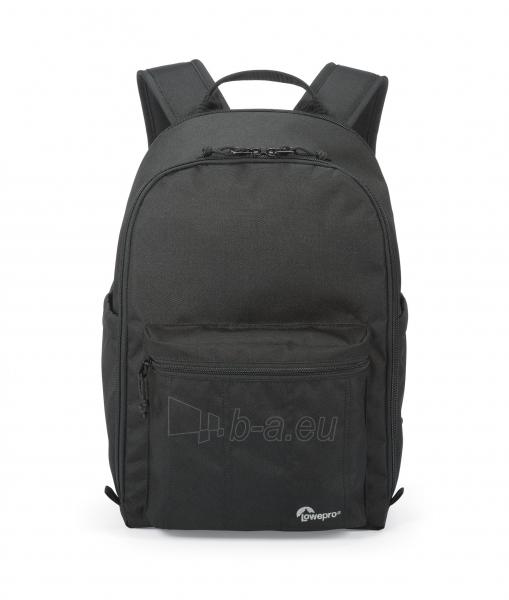 Kuprinė Lowepro Passport Backpack Black Paveikslėlis 1 iš 5 250222040201725
