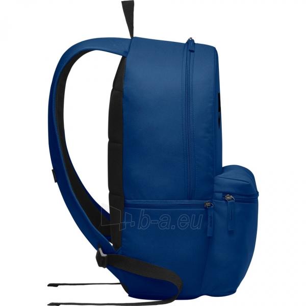Kuprinė NIKE HERITAGE BA5749-431, mėlyna Paveikslėlis 3 iš 3 310820169962