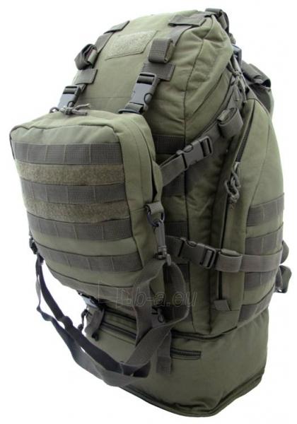 Kuprinė Overload Backpack CAMO 60L, olive Paveikslėlis 1 iš 1 251530500156