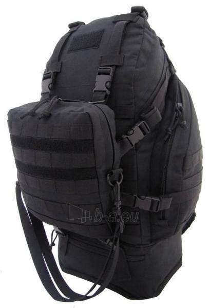 Kuprinė Overload Backpack CAMO 60L juoda Paveikslėlis 1 iš 1 251530500155