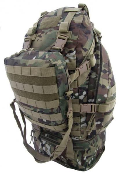 Plecak Overload Backpack CAMO 60L Multicam Paveikslėlis 1 iš 1 251530500098