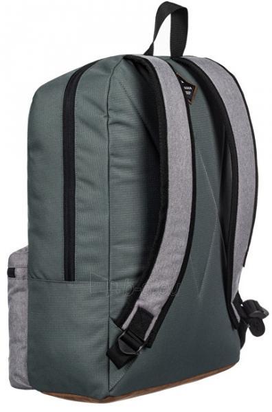 Kuprinė Quiksilver Backpack Night Trackplus Medium Grey Heather EQYBP03408-KPWH Paveikslėlis 2 iš 2 310820121789