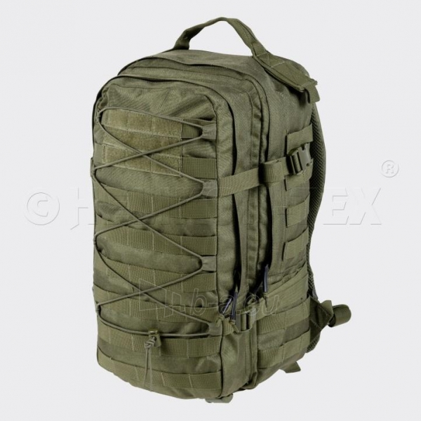 Kuprinė RACCOON Backpack 20L olive green Paveikslėlis 1 iš 1 251530500101