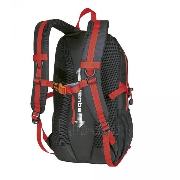 Kuprinė Spokey SQUARE 20 Black/red Paveikslėlis 4 iš 4 250530500325