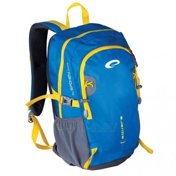 Kuprinė Spokey SQUARE 20 Blue/yellow Paveikslėlis 2 iš 4 250530500326