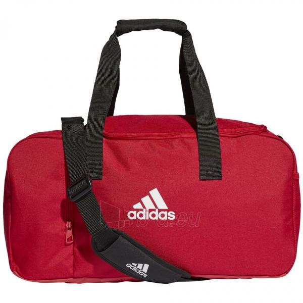 Kuprinė Sportinis krepšys adidas Tiro Duffel Bag S DU1985 Paveikslėlis 1 iš 7 310820180957