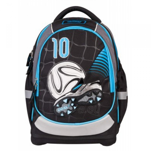 Kuprinė SUPERLIGHT PETIT FOOTBALL BLUE Paveikslėlis 2 iš 4 310820143288