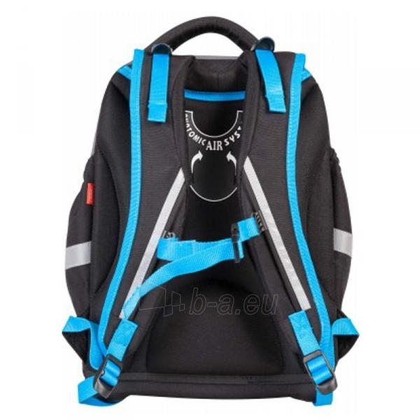 Kuprinė SUPERLIGHT PETIT FOOTBALL BLUE Paveikslėlis 4 iš 4 310820143288