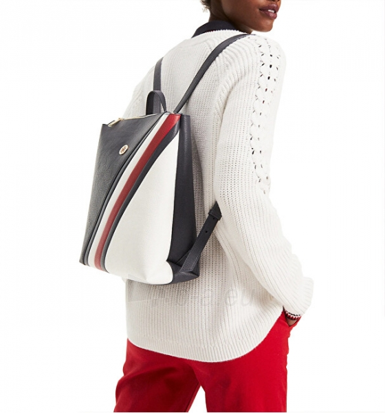 Kuprinė Tommy Hilfiger Ladies Th Core Backpack Corpo rate Paveikslėlis 3 iš 3 310820206125