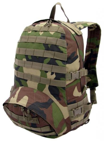 Kuprinė Urban Backpack CAMO 28L Woodland Paveikslėlis 1 iš 1 310820092347