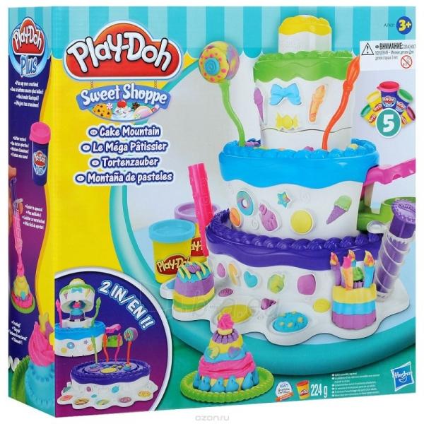 Kūrybinis komplektas A7401 Hasbro Play-Doh Paveikslėlis 3 iš 6 310820201884
