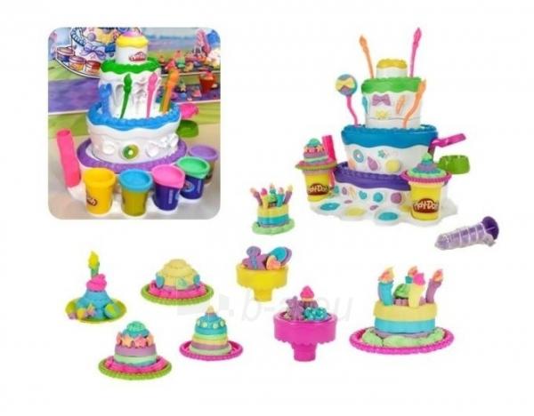 Kūrybinis komplektas A7401 Hasbro Play-Doh Paveikslėlis 4 iš 6 310820201884