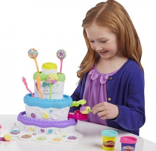 Kūrybinis komplektas A7401 Hasbro Play-Doh Paveikslėlis 5 iš 6 310820201884