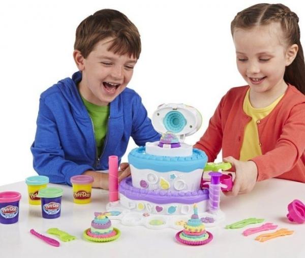 Kūrybinis komplektas A7401 Hasbro Play-Doh Paveikslėlis 1 iš 6 310820201884
