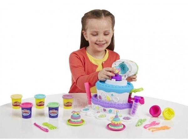 Kūrybinis komplektas A7401 Hasbro Play-Doh Paveikslėlis 6 iš 6 310820201884