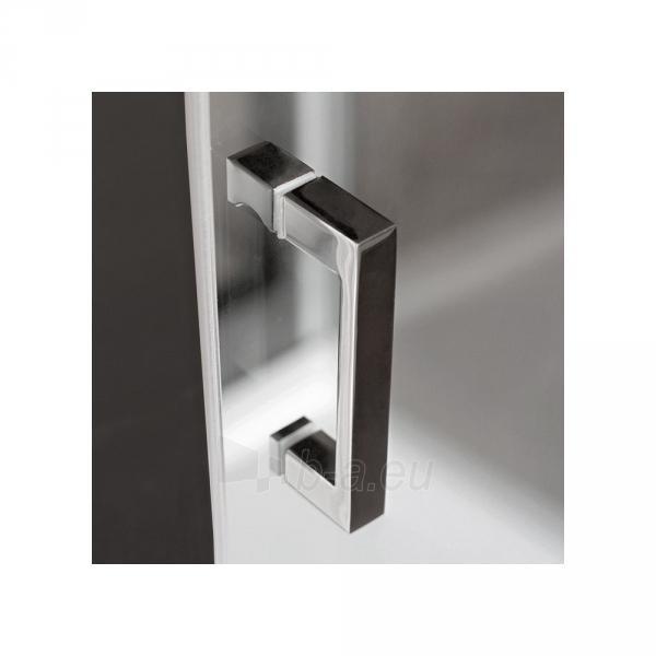 Kvadratinė shower LLS2 800 su 2 el. slankiojančiomis durimis, glass trans., prof. brillant Paveikslėlis 3 iš 3 310820165692
