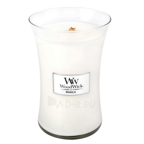 Kvapni žvakė WoodWick Magnolia 609.5 g Paveikslėlis 1 iš 1 310820219305