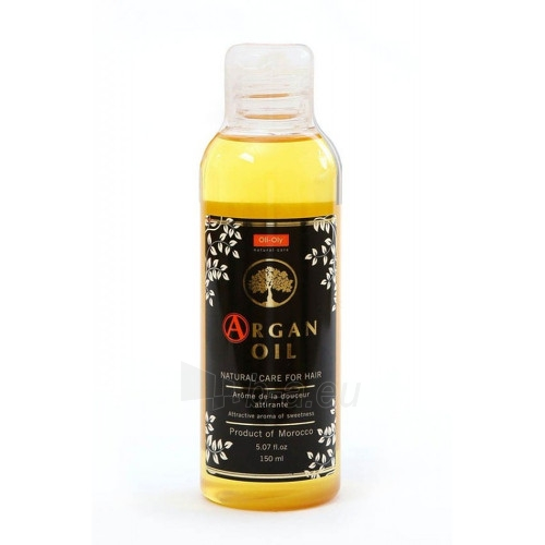 Kvapus argano aliejus plaukams Oli-Oly 100% 150 ml Paveikslėlis 1 iš 1 310820069630