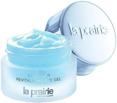 La Prairie Cellular Revitalizing Eye Gel Cosmetic 15ml Paveikslėlis 1 iš 1 250840800143