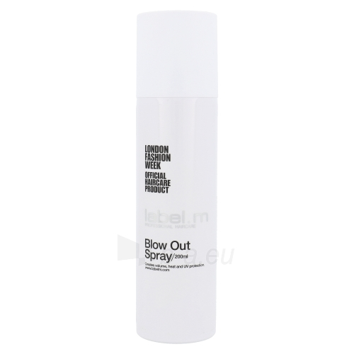 Label m Blow Out Spray Cosmetic 200ml Paveikslėlis 1 iš 1 250832500470