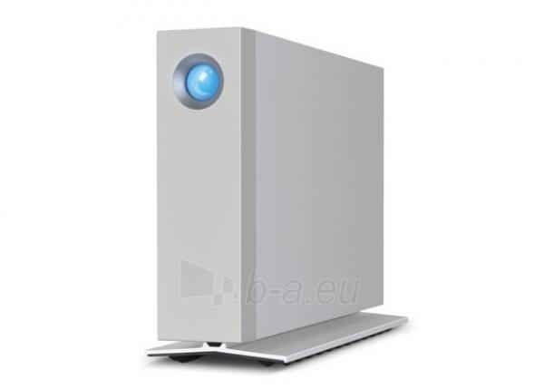 LaCie d2 4TB, USB 3.0, 7200RPM, Aluminum, External Paveikslėlis 1 iš 3 250255521776
