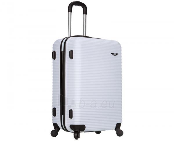Lagaminas Azure Cestovní kufr SIROCCO 105L T-1039/3-70 bílá null Paveikslėlis 1 iš 10 250530500329
