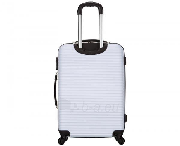 Lagaminas Azure Cestovní kufr SIROCCO 105L T-1039/3-70 bílá null Paveikslėlis 8 iš 10 250530500329