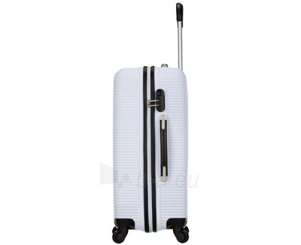 Lagaminas Azure Cestovní kufr SIROCCO 105L T-1039/3-70 bílá null Paveikslėlis 7 iš 10 250530500329