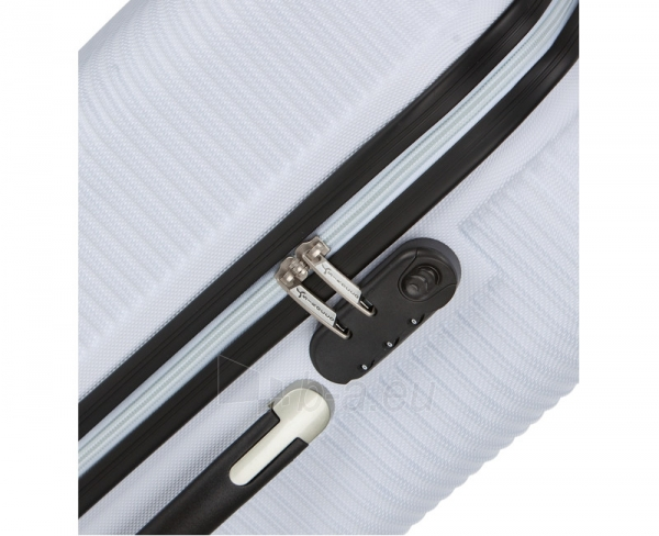 Lagaminas Azure Cestovní kufr SIROCCO 105L T-1039/3-70 bílá null Paveikslėlis 6 iš 10 250530500329