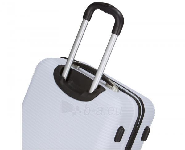 Lagaminas Azure Cestovní kufr SIROCCO 105L T-1039/3-70 bílá null Paveikslėlis 5 iš 10 250530500329